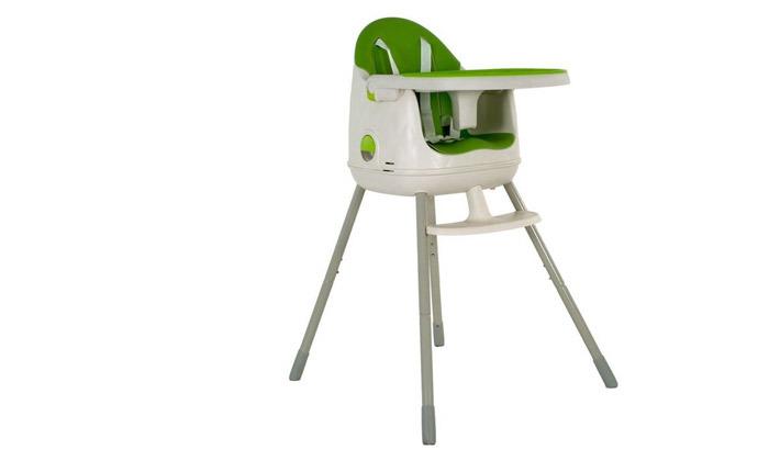 4 כתר: כיסא אוכל מולטי דיין Multi Dine Highchair
