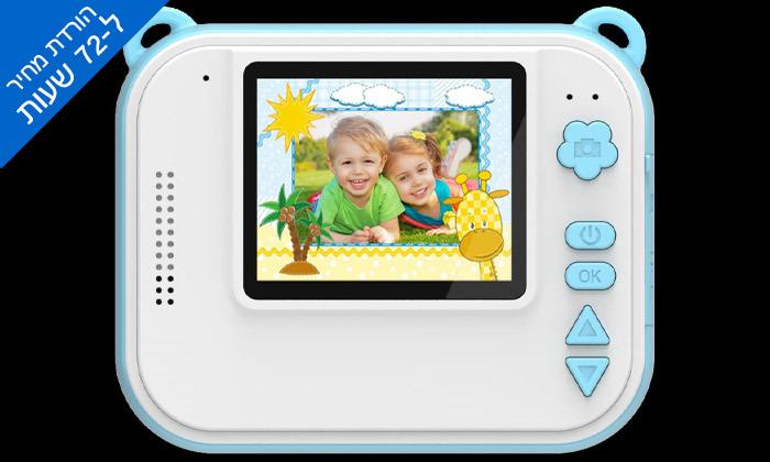 5 דיל לזמן מוגבל: מצלמה מדפיסה לילדים