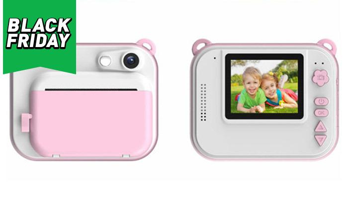 6 מצלמה מדפיסה לילדים