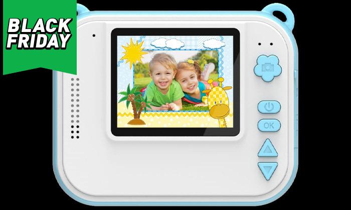 5 מצלמה מדפיסה לילדים