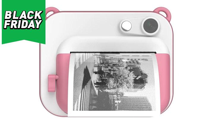 7 מצלמה מדפיסה לילדים