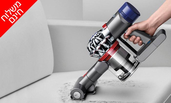 4 שואב אבק דייסון ידני Dyson V6 Trigger - משלוח חינם
