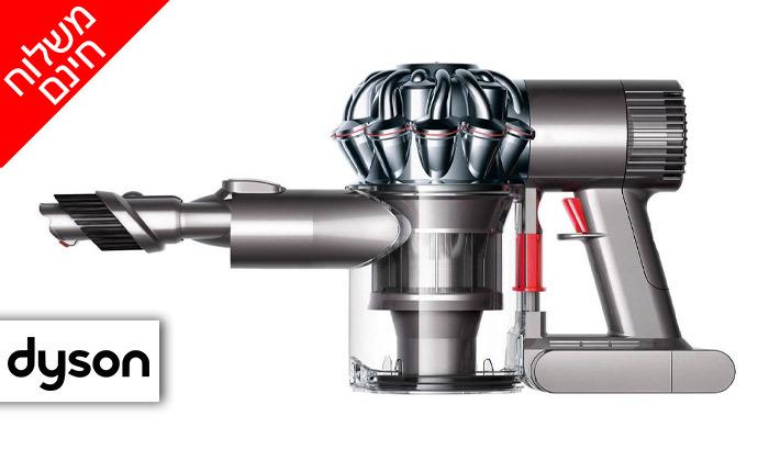 2 שואב אבק דייסון ידני Dyson V6 Trigger - משלוח חינם