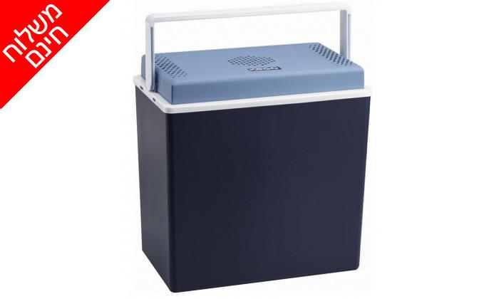2 צידנית קירור ICEGO בנפח 24 ליטר לרכב - משלוח חינם
