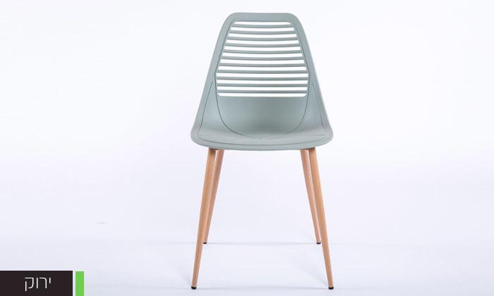 4 כיסא אוכל דגם 7039