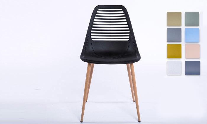 2 כיסא אוכל דגם 7039