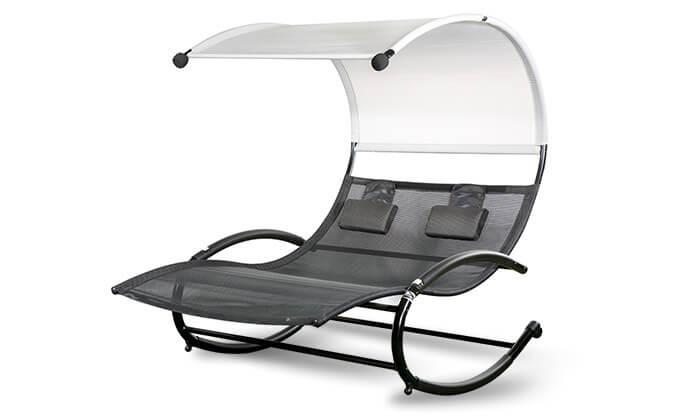 3 כיסא נדנדה זוגי תוצרת Australia camp