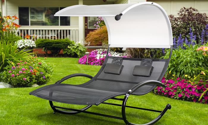 2 כיסא נדנדה זוגי תוצרת Australia camp
