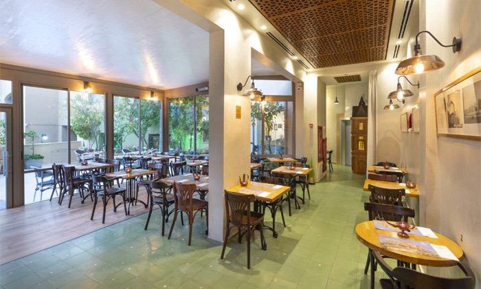 """7 מלון הבוטיק מרגוזה תל אביב - יפו, כולל סופ""""ש וחגים"""