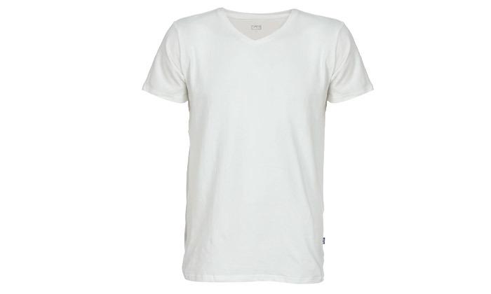 3 6 חולצות טי שירט KEDS  לגברים