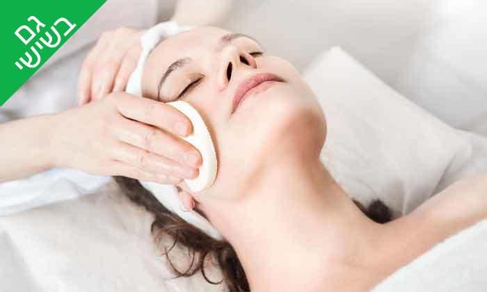 5 טיפולי פנים בקליניקת אורכידאה ביוטי, ראשון לציון