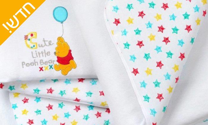 3 סט מצעים למיטת תינוק 100% כותנה, Laura Swisra