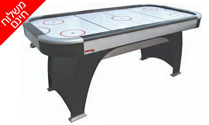 3 שולחן הוקי אוויר ENERGYM sport - משלוח חינם