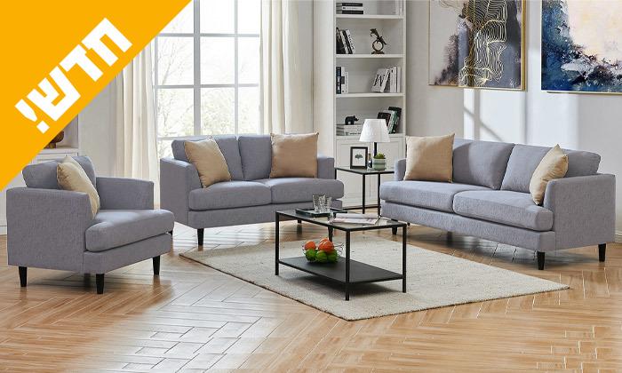 2 כורסה או ספה לסלון, דגם לאונרדו
