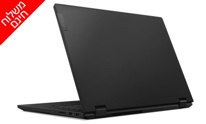 4 מחשב נייד לנובו Lenovo עם מסך מגע מתהפך 14 אינץ' - משלוח חינם