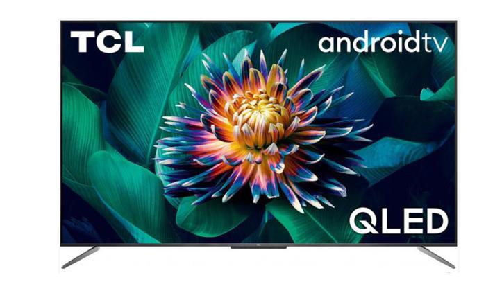 2 טלוויזיה SMART 4K TCL, מסך 55 אינץ'