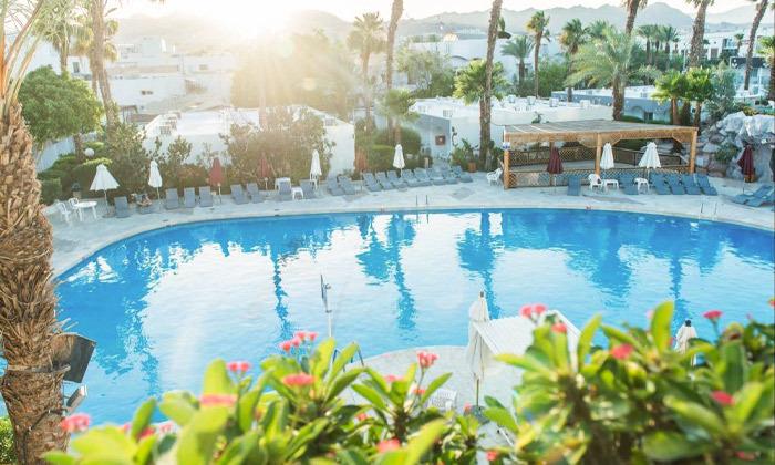 2 מלון אמריקנה אילת - חופשת קיץ משפחתית
