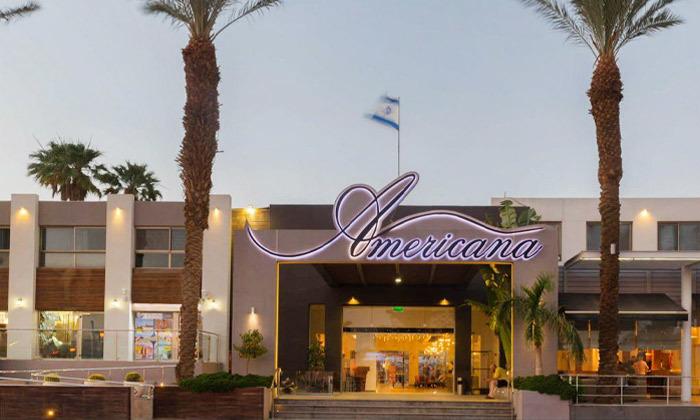 4 מלון אמריקנה אילת - חופשת קיץ משפחתית