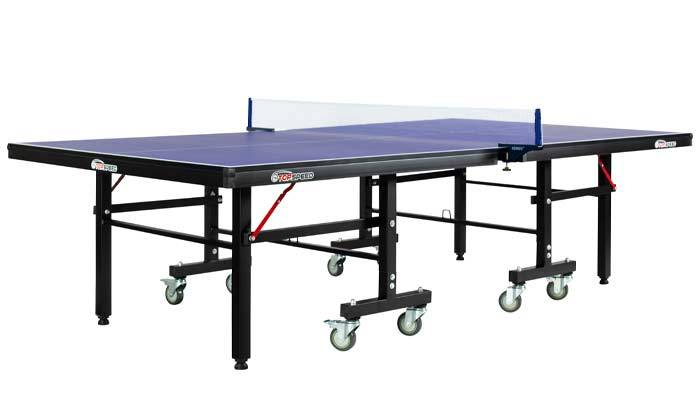 2 שולחן פינג פונג פרימיום מקצועי מתקפל - טופ ספיד