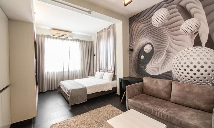 3 מלון אליוט החדש - חופשה זוגית תל אביבית