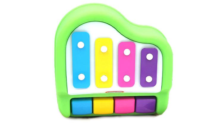 2 פסנתר ליטל טייקס Little tikes