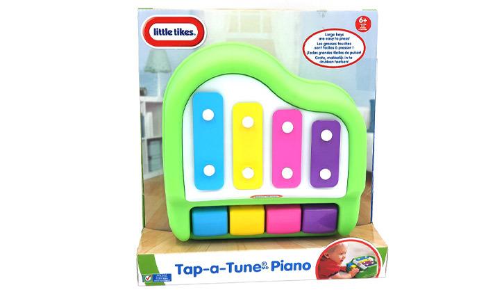3 פסנתר ליטל טייקס Little tikes