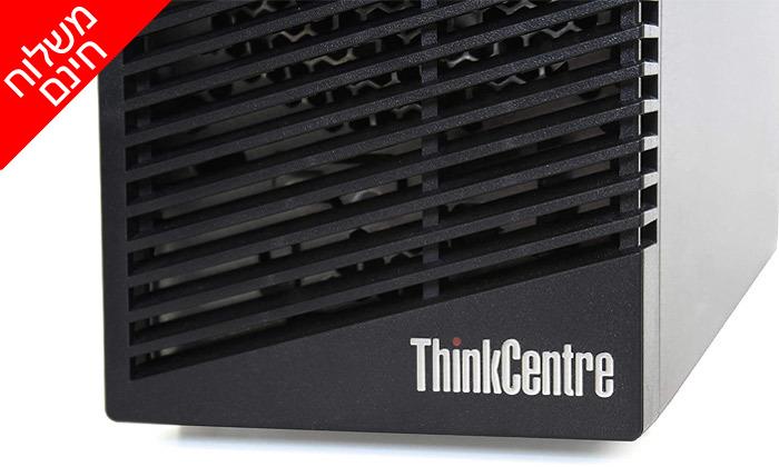 4 מחשב נייח מחודש לנובו Lenovo דגם M93P עם זיכרון 4GB ומעבד i5 - משלוח חינם