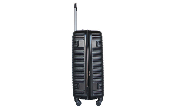 8 שלישיית מזוודות קשיחות SWISS TUSTIN