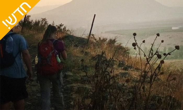12 קייטנת טיולי טבע ומים לילדים ולנוער GoKEDEM