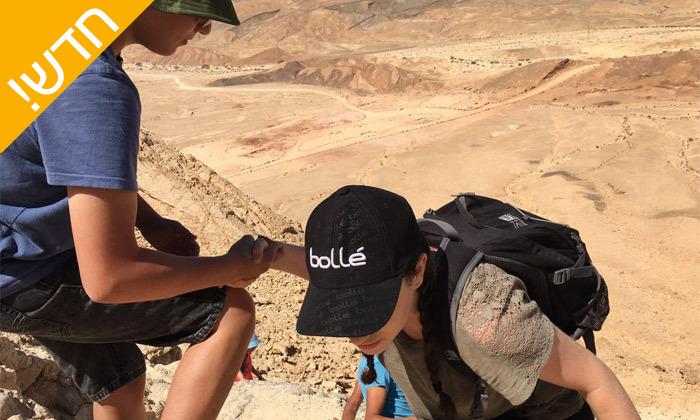 11 קייטנת טיולי טבע ומים לילדים ולנוער GoKEDEM