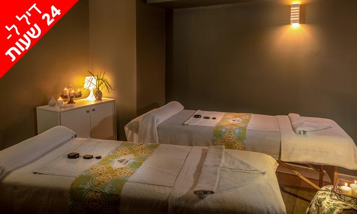 6 דיל ל-24 שעות: יום פינוק ועיסוי, מלון דן כרמל חיפה