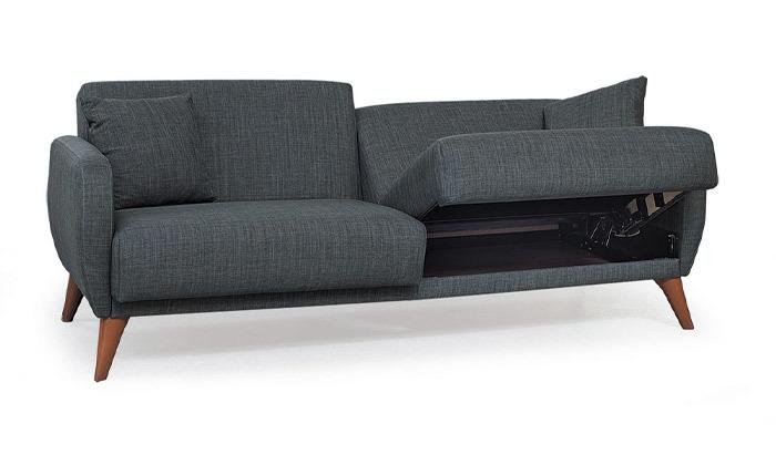4 ספה נפתחת למיטה BRADEX דגם MOZZI