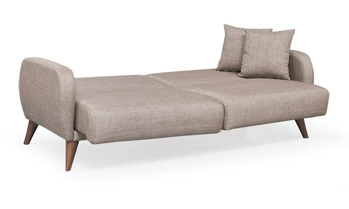 6 ספה נפתחת למיטה BRADEX דגם MOZZI