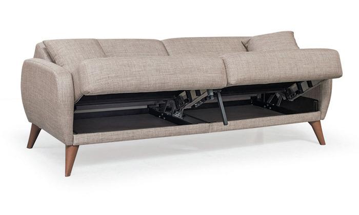 5 ספה נפתחת למיטה BRADEX דגם MOZZI