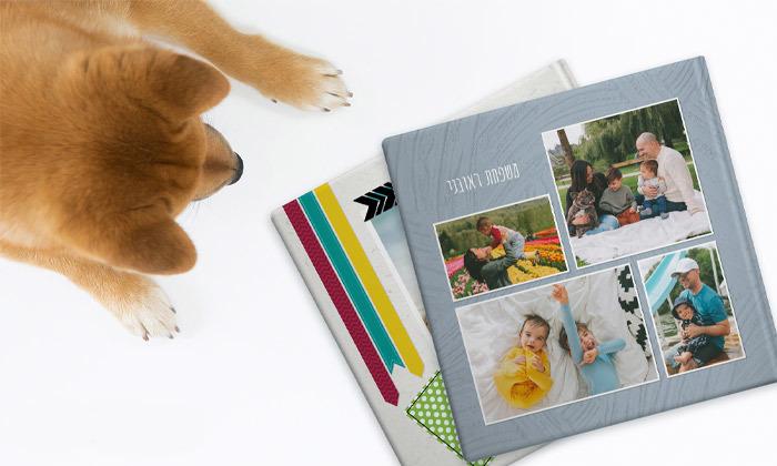 3 אלבום תמונות ענק בכריכה קשה באתר ZOOMA