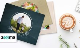אלבום פרימיום A4 בעיצוב אישי
