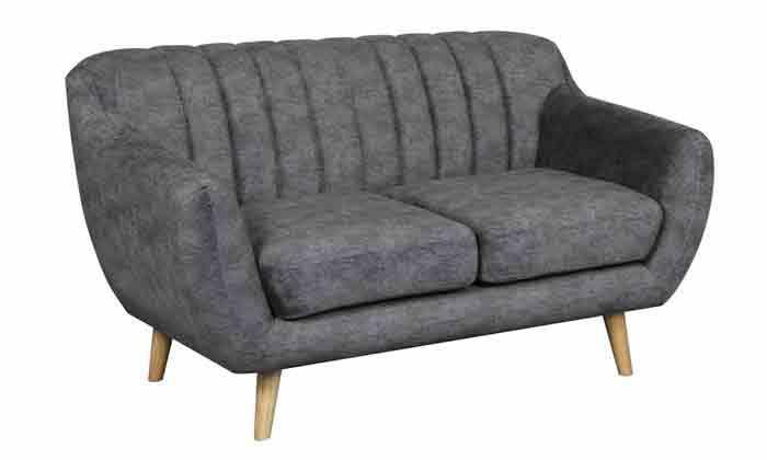 2 ספה דו מושבית HOME DECORדגם פורטו