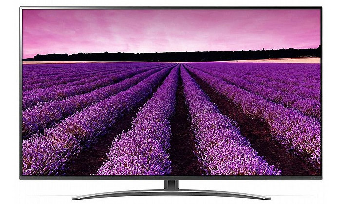 2 טלוויזיה חכמה 4K LG, מסך 49 אינץ'