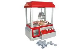 מכונת ממתקים מנגנת עם ג'ויסטיק