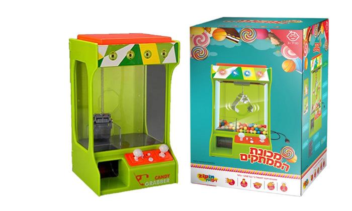 משחק מכונת ממתקים מנגנת
