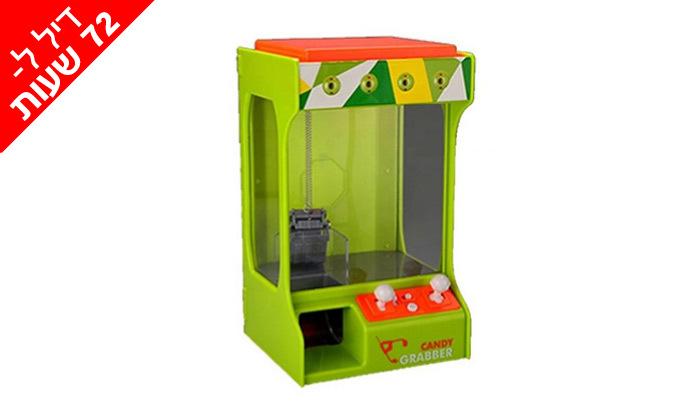 3 משחק מכונת ממתקים מנגנת