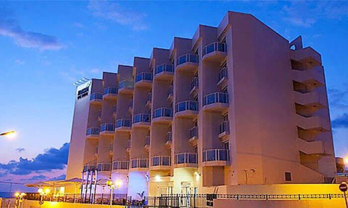 4 חופשת אוגוסט במלון מדיסון נהריה - רשת רימונים