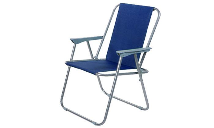 4 כיסא ים מתקפלAustralia Camp, דגם Milano