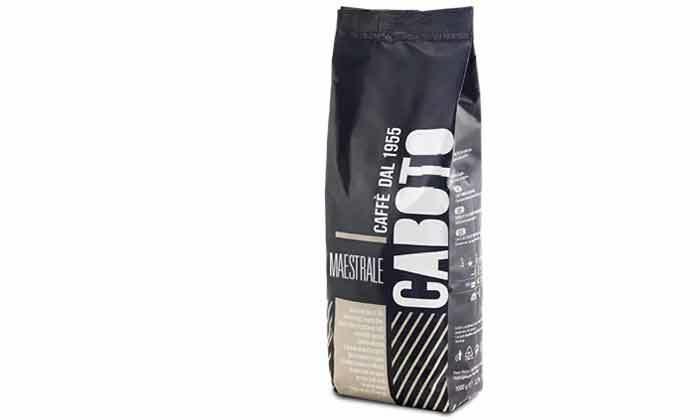 """6 1 ק""""ג פולי קפה כשרים קאבוטו Caboto"""