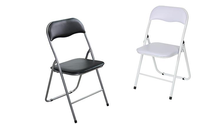 5 שישיית כיסאות מתקפלים