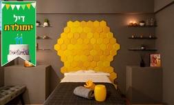 עיסוי מקצועי ב-Bee Therapy