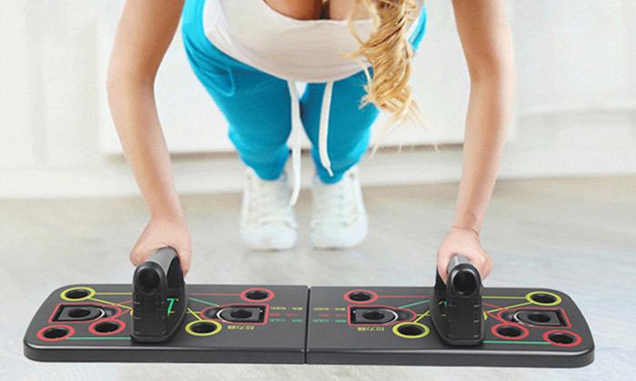 2 לוח אימון וחיזוק שרירים