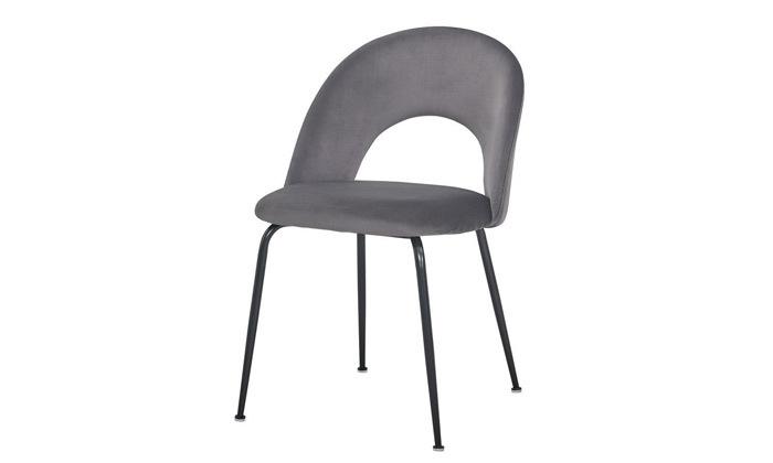 3 כיסא אוכל מקטיפה
