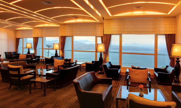 5 אוגוסט במלון גולן, טבריה