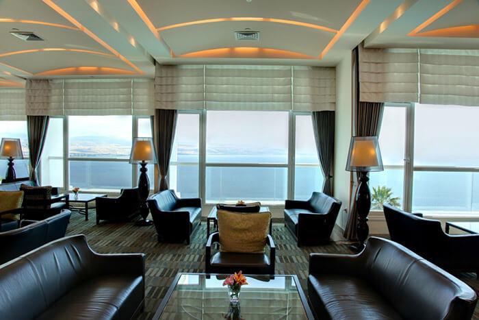6 אוגוסט במלון גולן, טבריה